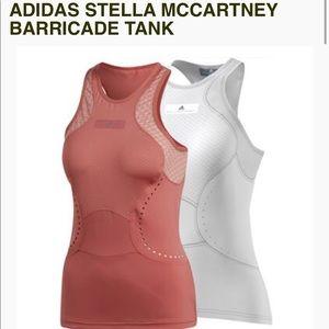 White Fall Adidas Stella McCartney Tank